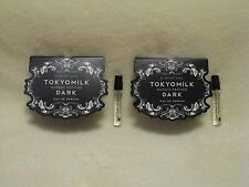 Tokyo Milk Dark 'Pretty Rotten' #33 Perfume 2 Spray Vial Samples Eau de Parfum