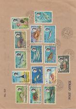 BRITISH IND. OCEAN TERR. 1974 (14 Jul) Large cover No. 517 - 14878