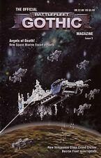 Battlefleet Gothic Magazine Issue #3 - Games Workshop - Warammer 40K