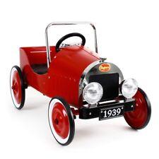 Macchine a pedali Classic Rossa in Metallo Baghera LPN 1938