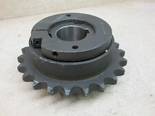 TORQUE LIMITER / CLUTCH WITH #80 SPROCKET, 22 TOOTH, 50 MM BORE