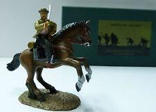 Frontline Figures, ACW états du sud du soldat à cheval avec épée, civil était 1/32,rc7