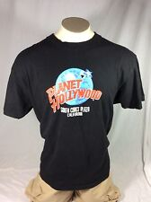 Planet Hollywood Restaurant South Coast Plaza California Men Size XL Made in USA