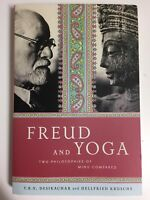 Freud and Yoga - Two Philosophies of Mind Compared by T. K. V. Desikachar VGC