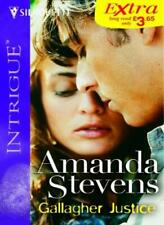 Gallagher Justice (Intrigue Series Extra)-Amanda Stevens