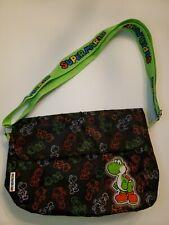 Super Mario Yoshi Crossbody Bag Nintendo Black
