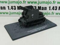 TK26U altaya IXO 1/43 TANKS WW2 : 15CM SIG 33 AUF PzKpfw I Ausf B Ohne Aufbau