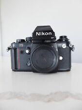 Nikon F3HP F3 HP 35mm Body Only Film Camera - Black *** READ DESCRIPTION ***
