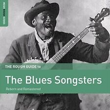 Rough Guide to The Blues Songsters 0605633134322