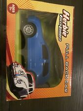 Herbie Fully Loaded Pull Back Toy (Planet Toys) - New in Box Box Is Damaged