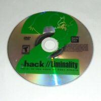 .hack//MUTATION DOT HACK MUTATION LIMINALITY ANIME DVD ONLY - Playstation 2 PS2