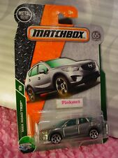 2018 MATCHBOX #93 MAZDA CX-5☆Silver-Gray;green; 5sp☆ROAD TRIP☆65TH Anni☆case F