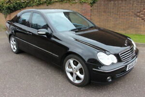 2006 Mercedes C220 CDi Avantgare Auto Only 61,872 Miles Exceptional