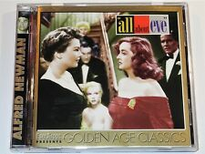 Alfred Newman ALL ABOUT EVE Bette Davis LEAVE HER TO HEAVEN Gene Tierney CD (VG)