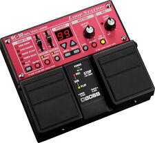 boss rc 30 guitar looper sampler pedals for sale ebay. Black Bedroom Furniture Sets. Home Design Ideas