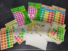 4500 Yard Garage Rummage Sale Price Tag Sticker Labels Prepriced Amp Blank