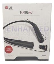 Original LG Tone Pro HBS-780 Bluetooth Wireless Stereo Headset - Black