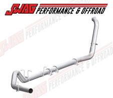 "03-07 Ford 6.0L Powerstroke Diesel MBRP 4"" Aluminized Turbo Back Exhaust System"
