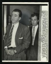ORIGINAL 1960 CRIMINAL PHOTO EXECUTED CARYL CHESSMAN VINTAGE ROBBER KIDNAP RAPE