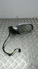 2012 AUDI A3 CONVERTIBLE DRIVER SIDE RIGHT WING MIRROR REF4368