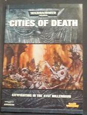 Cities of Death    Codex       Warhammer 40K    Games Workshop