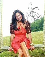 Autographed 12 x 18 poster Sara Evans