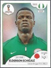 PANINI FIFA WORLD CUP-2018 RUSSIA- #335-NIGERIA-ELDERSON ECHIEJILE