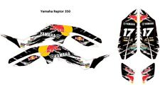 YAMAHA RAPTOR 350 GRAPHICS KIT STICKERS DECALS