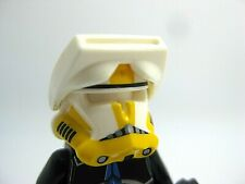 Custom COMMANDER BLY Printed Helmet + Visor for Minifigs Star Wars Arealight