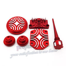 Red Engine Dress Up Kit Tappet Cover Chinese LIFAN ZONGSHEN YX 50cc 70 90 110cc