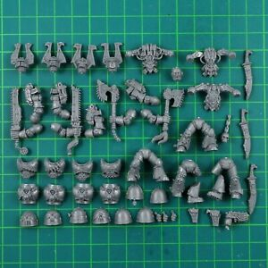 Chaos Space Marines Khorne Berserker Bitz Bits Warhammer 40.000 Games Workshop
