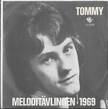 """Tommy Körberg  """"Judy Min Vän""""  Eurovision Sweden 1969"""