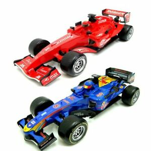 Formula One Racing Car F1 Friction Powered Toy 1:18 - 1 Assorted Colours