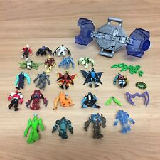 Ben 10 Ultimate Alien Creation Chamber Figure Set With 19 Figures And Keys