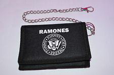 portefeuilles Chaîne  porte-monnaie rock métal ,pop , groupe 4