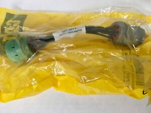 NEW - Genuine OEM CAT Caterpillar 9 PIN Cable Adapter Truck Engine 507-1011