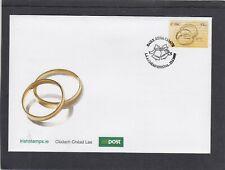 Ireland 2009 Werdding stamp First Day Cover FDC