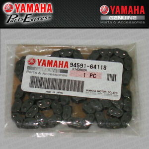 NEW 2006 - 2020 YAMAHA YZF-R6 YZF R6 YZFR6 OEM CAM TIMING CHAIN 94591-64118-00