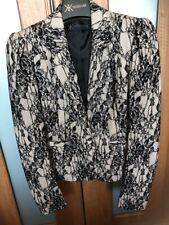 Kardashian Collection Lace Jacket Size 10