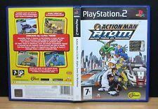 ACTION MAN ATOM ALPHA TEENS ON MACHINES PS2 PlayStation 2 PAL - Italiano - Usato
