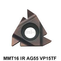 10pcs 16IR 3.0TR internal threading insert trapezoidal lathe thread tool carbide