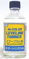 Mr Hobby Color Leveling Thinner 110ml T106 Gunze GSI Creos Model Kit Paint Tool