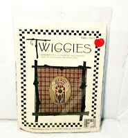 Twiggies Counted Cross Stitch Angel TWG-50613 New Banar Designs 1996 Craft Hobby