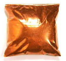 "11oz / 325ml Bright Orange Metal Flake .008"" Custom Paint Additive Metalflake"