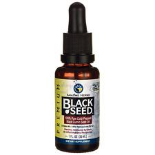 Amazing Herbs Black Seed Cold-Pressed Oil 1 fl oz (30 ml) Liquid