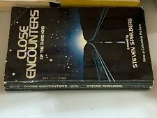 Close Encounters of the Third Kind Movie Tie In 1978 Paperback Stephen Spielberg