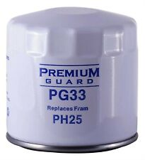 Engine Oil Filter Premium Guard PG33