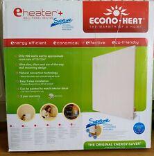 eco verwarmingselement, e-heater wall panel, econo-heat, 400 watt