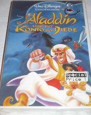Walt Disney - Aladdin und der König der Diebe - VHS/Zeichentrick/Holo