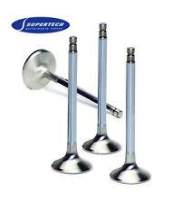 Supertech Inconel Exhaust valve set (8 pcs) +1MM Mitsubishi 4G63 Lancer EVO 4-9